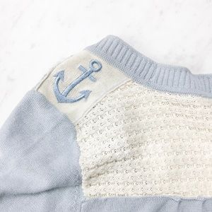 Anthropologie Sweaters - Moth for Anthropologie Wind In Her Sails Cardigan
